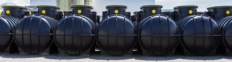 Regenwassertanks RTMO